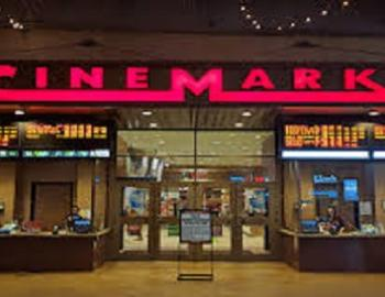 Movie Theater in Coastal Grand Mall