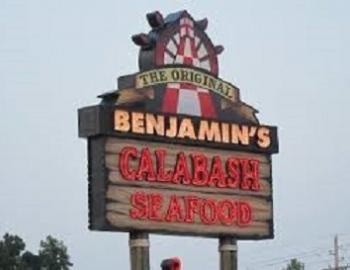 Benjamins Seafood Buffet Myrtle Beach