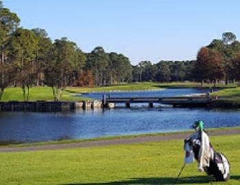 Golf Club in Myrtle Beach, South Carolina