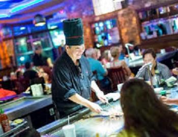 Sushi Restaurant in Myrtle Beach