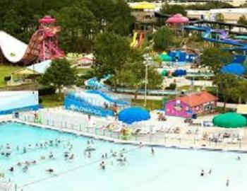 Waterpark in Myrtle Beach