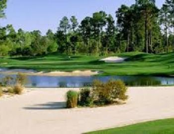 Golf Club in Myrtle Beach, South Carolina