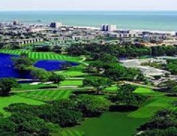 Golf club in North Myrtle Beach, South Carolina