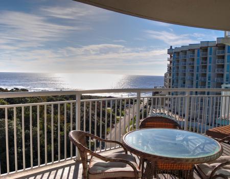 Myrtle Beach Ocean View Rentals