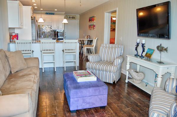 A Myrtle Beach vacation rental condo